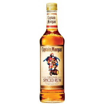 CAPITAN MORGAN SPICED 1,00