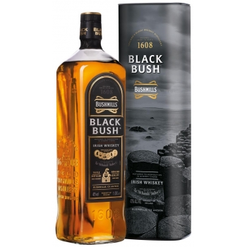 BUSHMILLS BLACK BUSH 0,70