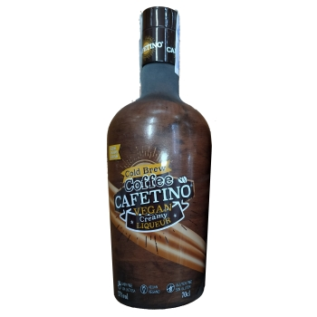 CAFETINO VEGAN CREMA DE LICOR