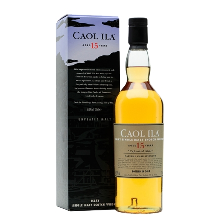 CAOL ILA 15 AÑOS LIMITED EDITION