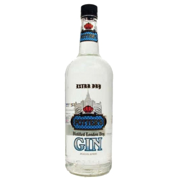 POTTERS GIN