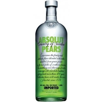 ABSOLUT PEARS 1,00
